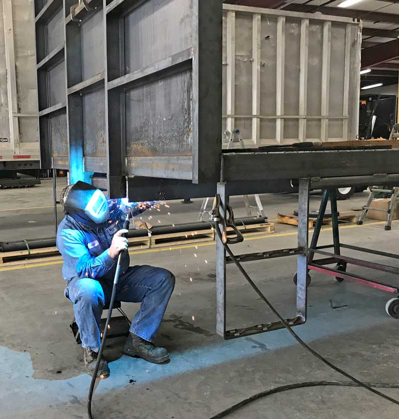 custom truck manufacturing