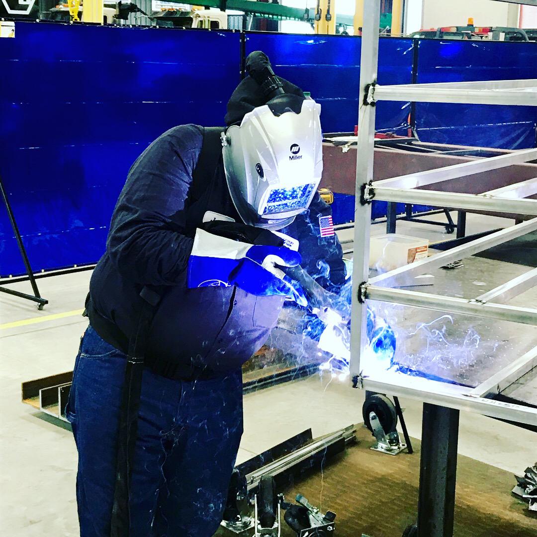 Custom Truck Bed Manufacturing