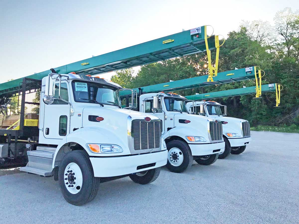 Truck feelt management services in St. Louis